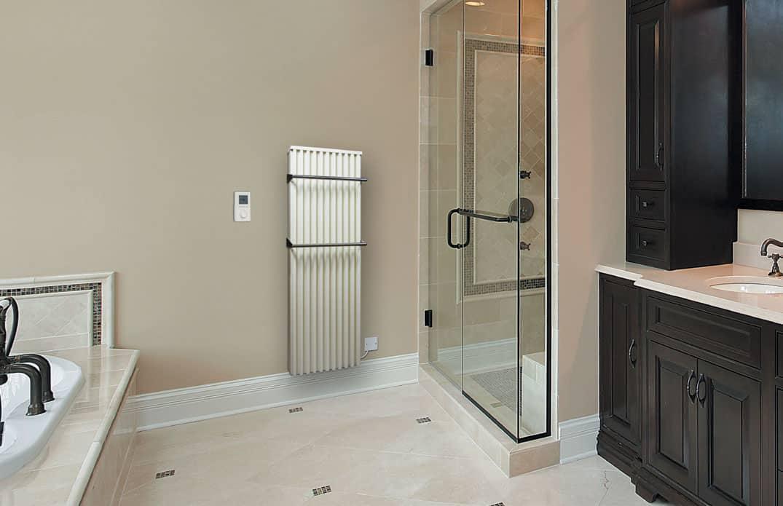 Badezimmer Heizung