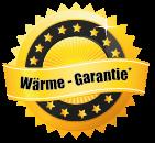 Wärme-Garantie