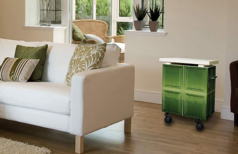 mobile elektroheizung von fischer 100 made in germany. Black Bedroom Furniture Sets. Home Design Ideas